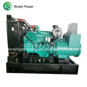 469 kVA Cummins Diesel de alto rendimiento / Grupo Electrógeno generando establecer Qsz13-G2 (BCS375)