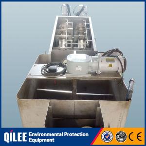 Низкая потребляемая мощность завода по переработке мяса для обработки сточных вод винт нажмите клавишу