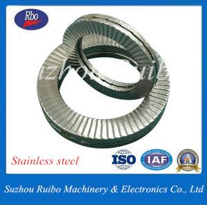 DIN25201 / EN ACIER INOXYDABLE Dacromet Sk5 double empilé Rondelle élastique de blocage