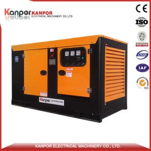 Shangchai 58квт до 128 квт генераторная установка дизельного двигателя Китая