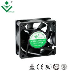 De hete KoelVentilator van de Microgolf van de Verkoop, Ventilator 6025 60X60X25mm van het Ventilator van gelijkstroom 12V 24V Hittebestendige As