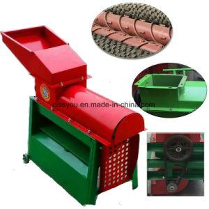 China eléctrico de la semilla de maíz maíz Busking bombardeo de la máquina de trilla.