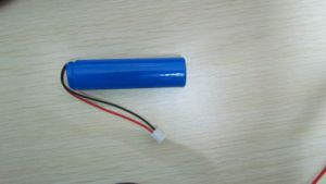 Bateria Li-ion 18650 Packs 3.7V 2200mAh para Maçarico de Flash