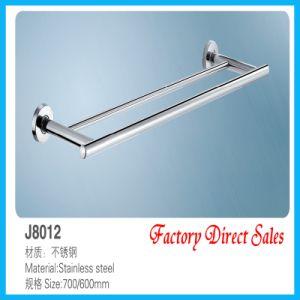 Staaf van de Handdoek van de Verkoop van de fabriek de Directe voor Hotel (J8012)
