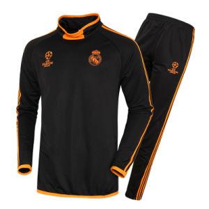 Manga Larga de campeones de trajes de Entrenamiento de fútbol soccer ropa d59b458d6196c
