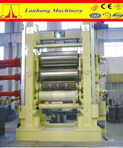 고품질 Xy 4f 1730 4개의 롤 달력 기계