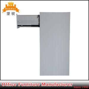 Casellario di verticale di memoria del cassetto delle forniture di ufficio del metallo del rivestimento della polvere di Jas-002-4D 4