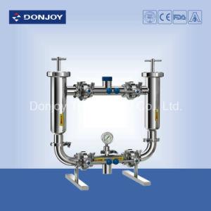 Duplex Filter (hoektype) voor Purifying Dairy