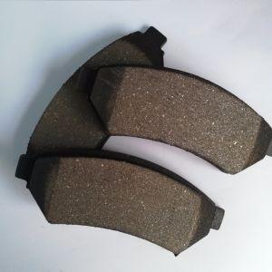 Auto piezas de repuesto de cerámica/Semi-Metal Asbestos-Free Pastillas de freno para Toyota