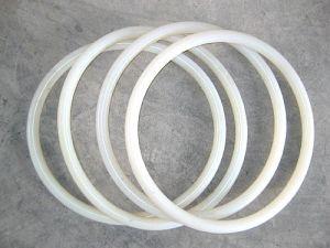 Os anéis de cor branca para Válvula Industrial da China