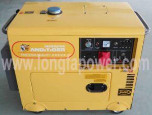 Buckcasa 7kVA gruppo elettrogeno diesel silenzioso eccellente di 3 fasi