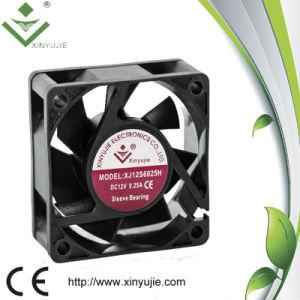 12V ad alta velocità 24V 60mm ventilatore del calcolatore di 6025 60X60X25mm