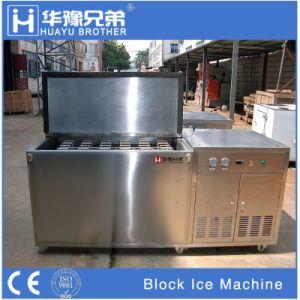 Vollautomatische Block-Eis-Hersteller-Maschine