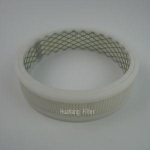 0.01 Mikron PTFE Luftfilter-Kassette für Gas-Lüftung PU-Luftfilterkassette