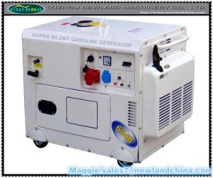 generatore della benzina di Silient del motore di 6kw Ohv (7500DSE)