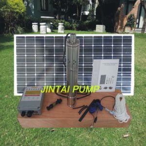 태양 DC 수도 펌프 장비, 태양 강화된 수영풀 펌프, 태양 잠수할 수 있는 양수 시스템
