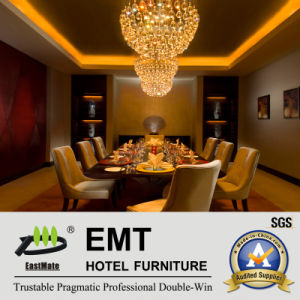 Eichen-Holz-Hotel-Schlafzimmer-Möbel (EMT-SKB03)