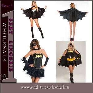 Sexy nuit vigiles Fancy Dress Halloween cosplay costume adulte (Tenn.89104)