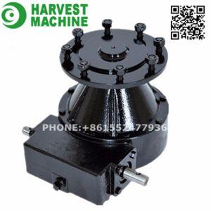 Caixa de velocidades de pivô central do sistema de irrigação de pivô 50/1 Ratio de Velocidades do redutor