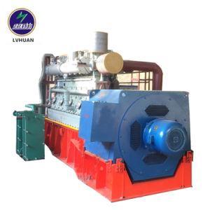 500kw natuurlijk Opgezogen de Hoge Reeks van de Generator van het Gas van de Waterstof