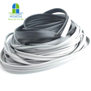 Protección de borde U- forma de extrusión de caucho impermeable tira U