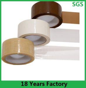 味方された付着力の側面およびカートンのシーリング使用の高性能OPPテープを選抜しなさい