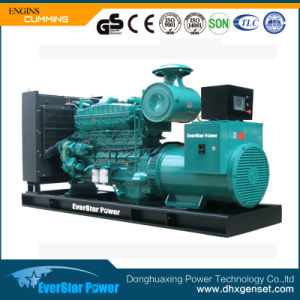 500kw Diesel Generator Set Power door Cummins voor Sale.
