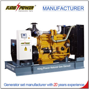 150kw Doosan (Motor) importierter Erdgas-Generator mit ursprünglichem Kühler