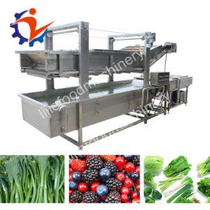Fraise de pommes de terre Fruits Légumes Carottes automatique machine à laver commerciale industrielle