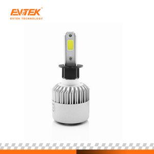 自動球根ランプのためのS2 LEDのヘッドライトH3 6000K 36のワット4000lmの穂軸の置換
