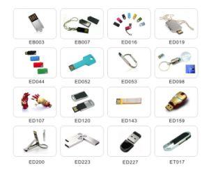 Наиболее популярных подарков поворотный/USB Flash Drive карты памяти Memory Stick цепочки ключей USB (ED101)