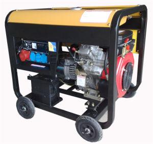 10 ква портативный дизельный генератор для дома