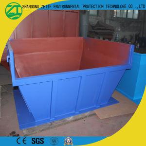 多目的二重シャフトのシュレッダーの機械装置