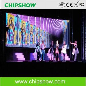 Interior em Cores Rn4.8 Chipshow Bicicleta levou a tela de vídeo