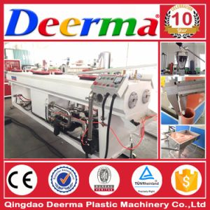 16-63mm tubo de PVC doble que hace la máquina / máquina de extrusión