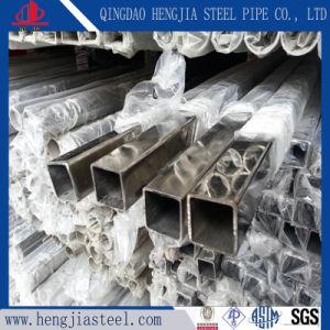 De roestvrije Vierkante Pijp van het Staal voor de Pijp van Handrial/van het Roestvrij staal/de Pijp van het Staal