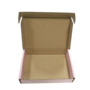 La conception personnalisée chiffon Boîte de papier ondulé