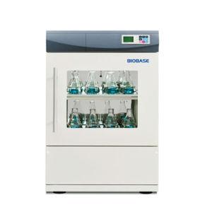 Большая емкость одной двери стеклянную бутылку вертикального типа встряхивания инкубатор