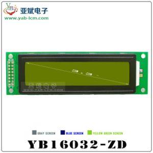 Grate LH-Zd 160 * modulo monocromatico del display a cristalli liquidi dello schermo a memoria d'immagine 32 della fabbrica 16032 dello schermo del display a cristalli liquidi