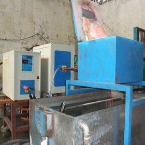 Calentamiento por inducción de alta frecuencia de equipos de tratamiento para la venta