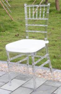 사건 결혼식을%s Tiffany 명확한 수정같은 의자