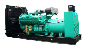 Generatore 20-2250kVA del rifornimento di alimentazione di emergenza del Cummins Engine