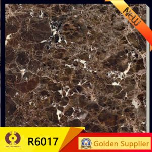 600X600mmの熱い販売の合成の大理石の床タイルの壁のタイル(R6017)