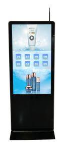 Жк-Digital Signage напольные киоск сенсорный экран для работы плеера