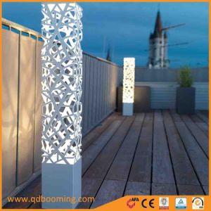 Schermen van de LEIDENE Decoratie van de Lamp 3D voor Tuin