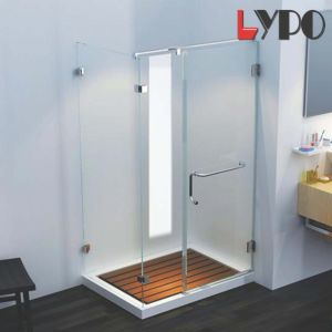 シャワー機構衛生製品の緩和されたガラスの浴室He712を滑らせるFrameless