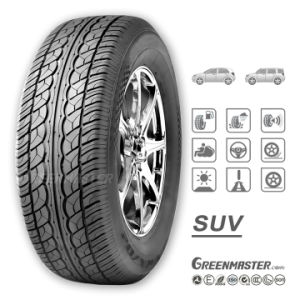 Puntos de venta al por mayor de la fábrica/ECE/etiqueta de la UE/ISO/SGS Semi-Steel Radial Neumático de turismos SUV PCR de la luz de los Neumáticos Los neumáticos para camiones