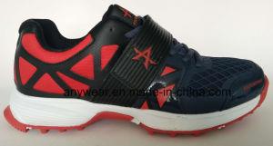 El Athletic Trainer calzado Zapatos de Baseball de Cricket de los hombres (198)