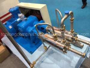 Au milieu de la pression la pompe de liquide cryogénique (Svmb300-600/50)