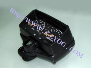 Yogのオートバイボディ予備品の縁のハンドルスイッチ速度計のアッセンブリのシフトレバーの側面カバー後部ライトスポークの一定のハブCg